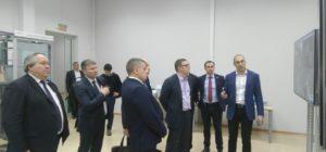 Визит Алексея Текслера на НПП «ЭКРА»