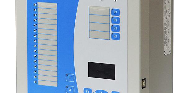 Терминал автоматики ограничения снижения напряжения и частоты типа «ТОР 200 АНЧ 214хх-16»