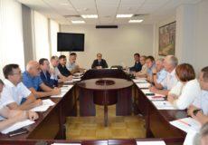 Состоялось заседание общего собрания Электротехнического кластера Чувашской Республики