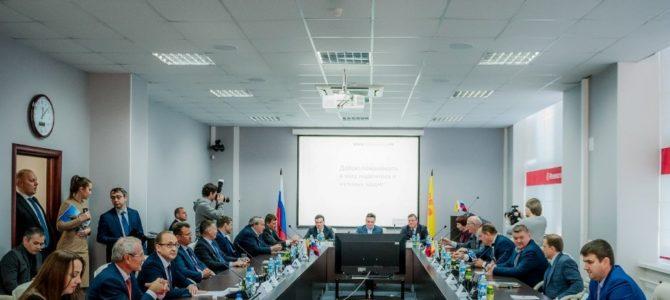 Визит делегации Министерства энергетики РФ и технического руководства федеральных энергетических компаний в компанию «Релематика»