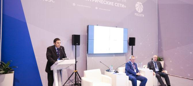 Андрей Жуков на МФЭС выступил модератором научно-практической конференции по РЗА и принял участие в дискуссиях по вопросам внедрения ЦПС в ЕЭС России