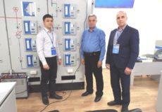 Учебный стенд для УПЦ ООО «Газпром Энерго»
