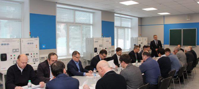 Электротехническим кластером Чувашской Республики проведено годовое общее собрание участников