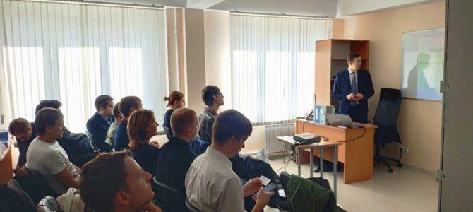 Технический семинар в АО «СУЭНКО»